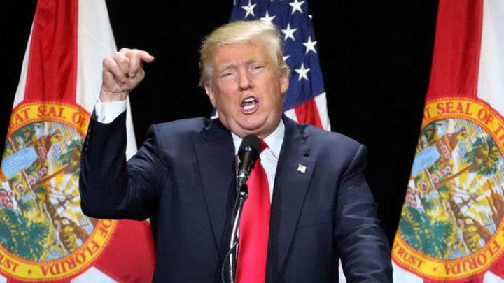 Trump vetará la entrada de musulmanes a EEUU y pide la dimisión de Obama