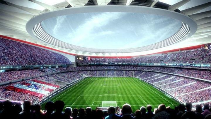 Los socios del Atleti pueden solicitar abonos en el nuevo estadio hasta el 8 de julio
