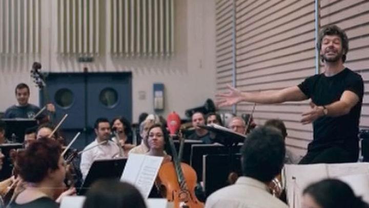 Heras-Casado dirigirá en el Real el II concierto para Ayuda en Acción