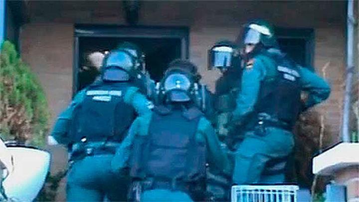 Desmantelada una banda que robó más de 50 chalés de la región