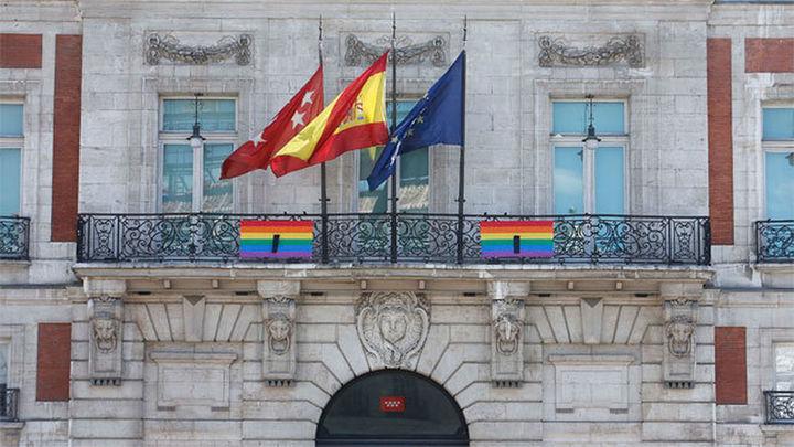 Minuto de silencio en Madrid por las víctimas de Orlando