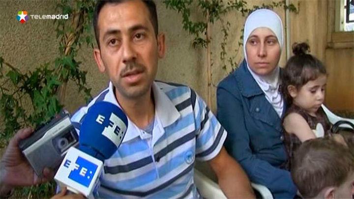 Un grupo de 82 refugiados sirios en Líbano se prepara para viajar a España