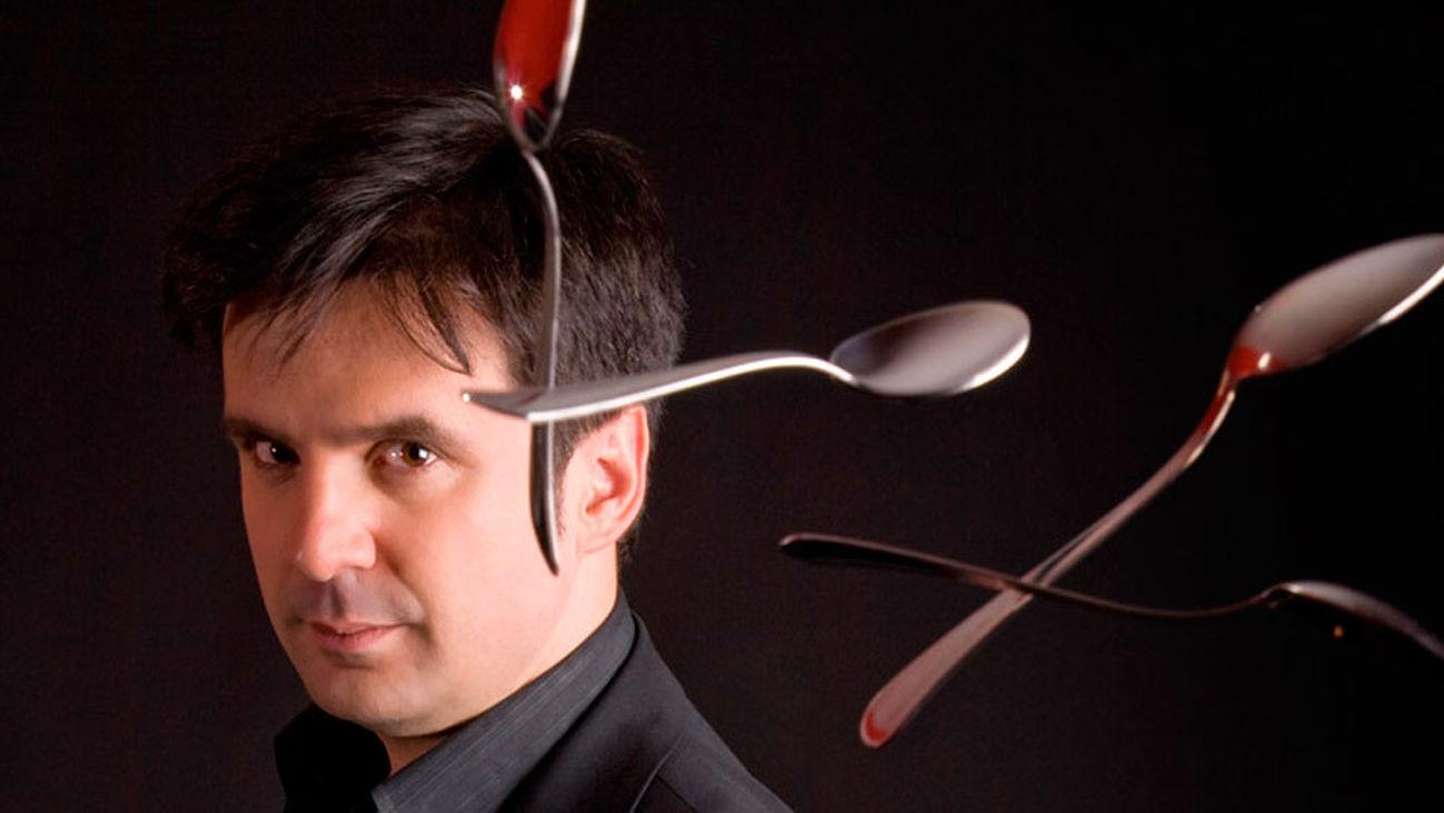 Desayuno con... Javier Luxor, el mentalista