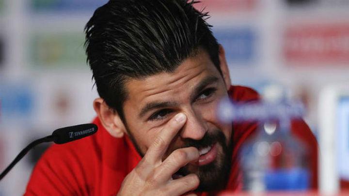 """Nolito: """"Dentro de 30 años podré decir que jugué con Iniesta"""""""