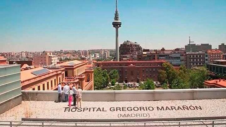La azotea del Gregorio Marañón será un jardín para los niños hospitalizados