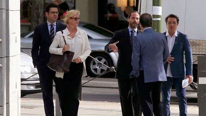 Ana Duato y el productor de Cuéntame acuden a declarar por supuesto fraude fiscal