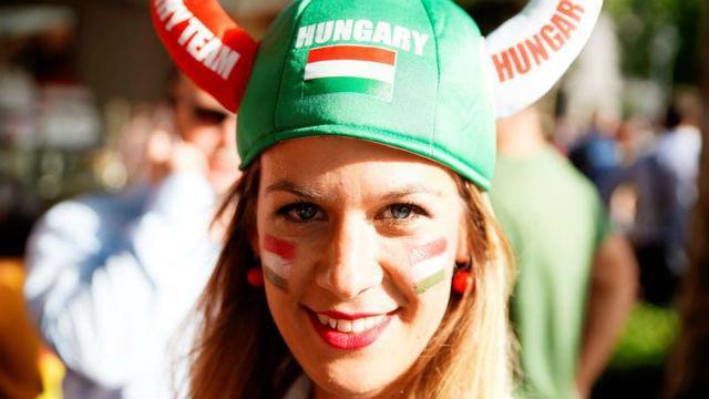 Aficionada de Hungría