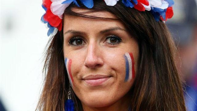 Aficionada francesa