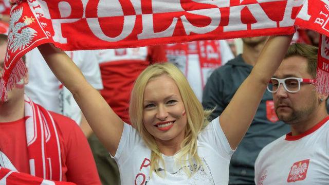 Aficionada polaca