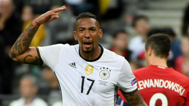 Alemania, 0 - Polonia, 0