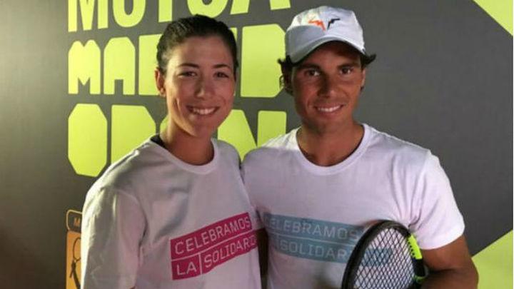 Nadal cae al 5º puesto de la ATP; Muguruza, al 6º de la WTA