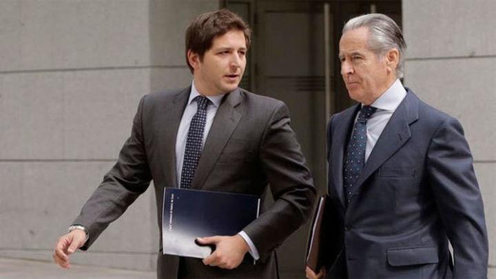 Blesa llega a la Audiencia Nacional para declarar por las presiones de Ausbanc