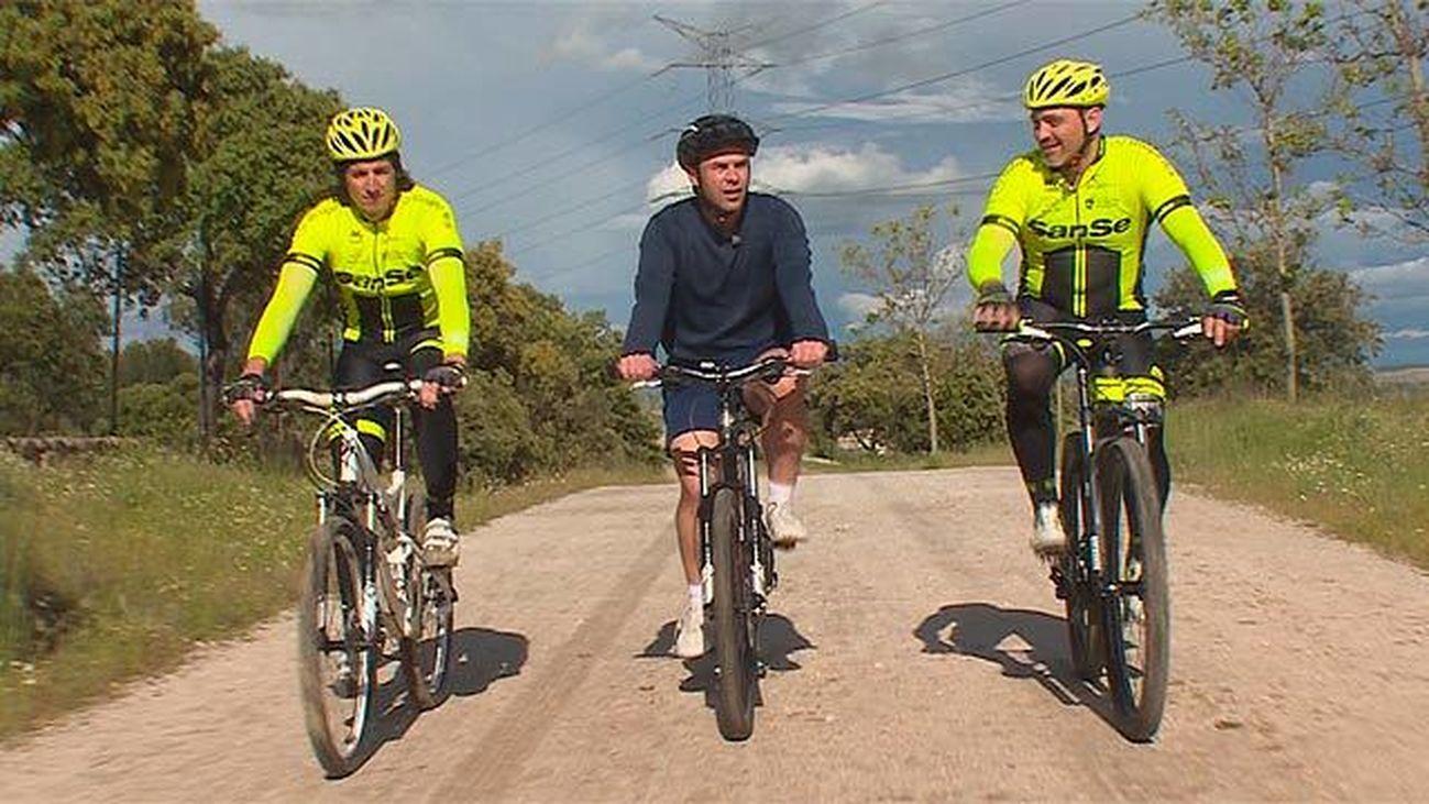 San Sebastián de los Reyes: La Dehesa Boyal, terreno propicio para los ciclistas