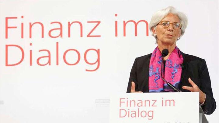 Lagarde, condenada por negligencia en Francia pero dispensada de pena