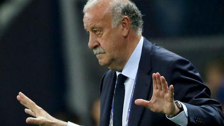 """Del Bosque pone freno a la euforia: """"Aún no hemos ganado nada"""""""