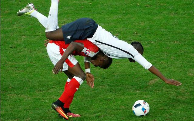 Francia, 0 - Suiza, 0
