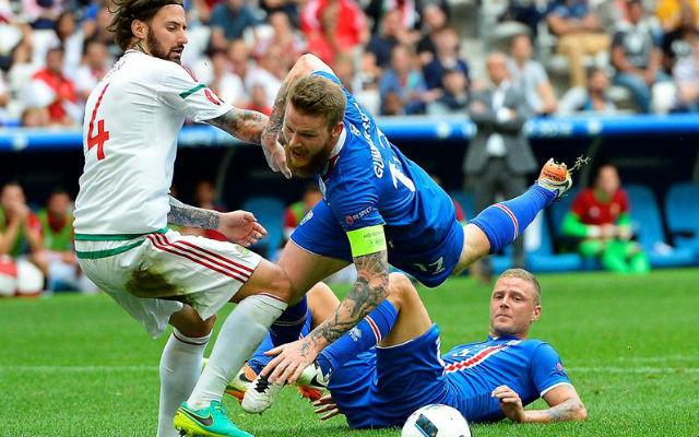 Hungría, 1 - Islandia, 1