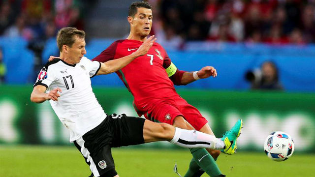 Portugal, 0 - Austria, 0