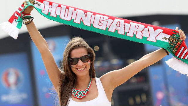 Aficionada húngara
