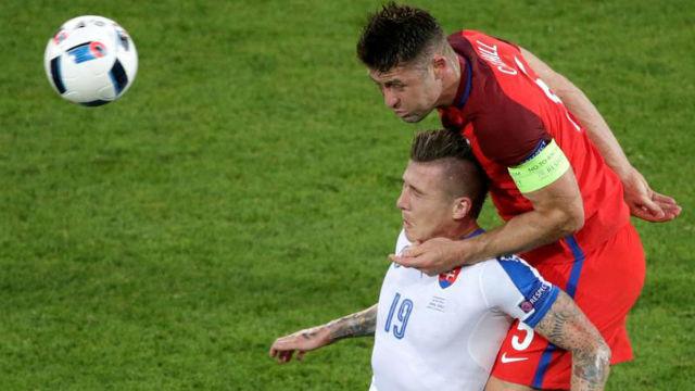 Inglaterra - Eslovaquia