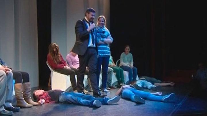 El mentalista Astyaro despliega su poder en el Teatro Lara
