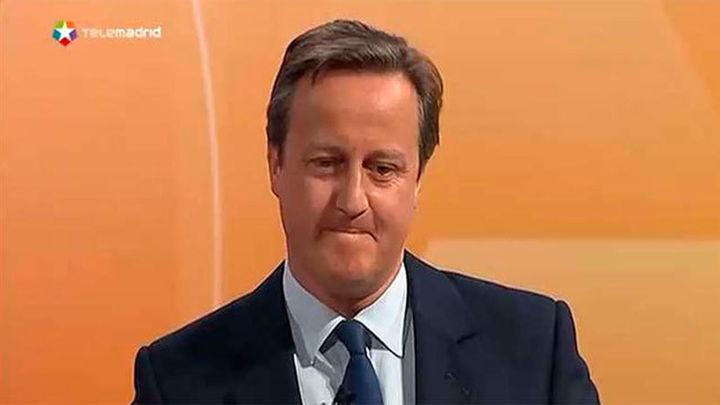 """Cameron reitera que el Reino Unido """"está mejor dentro de la UE"""""""