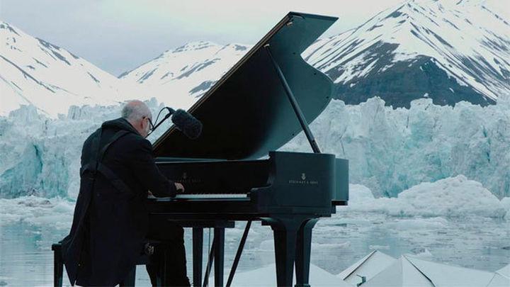 Ludovico Einaudi se une a Greenpeace en su lucha para conservar el Ártico