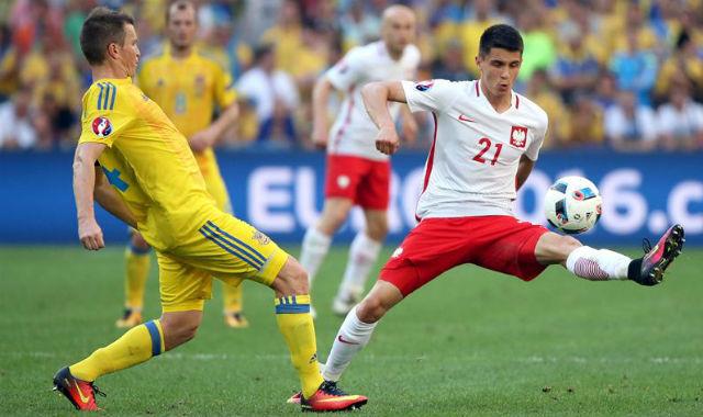 Ucrania, 0 - Polonia, 1
