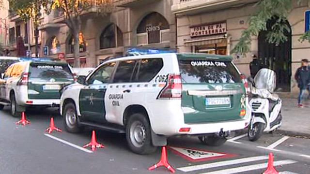 Detenidos tres miembros de una red de captación y reclutamiento de terroristas