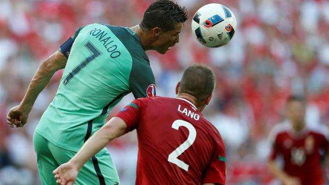 Hungría, 3 - Portugal, 3