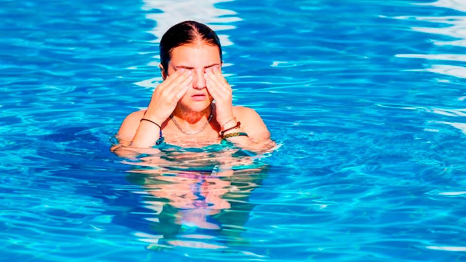 Sol, playa y piscina, una mala combinación