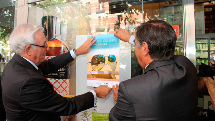 """Las farmacias de Madrid, """"agentes de salud"""" frente a los riesgos de verano"""