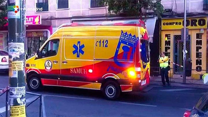 Tres muertos en un despacho de abogados en Marcelo Usera