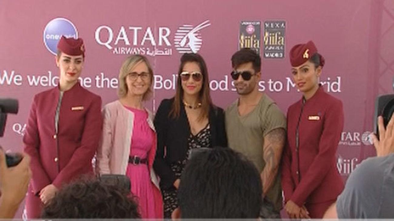 Los premios de Bollywood desembarcan en Madrid