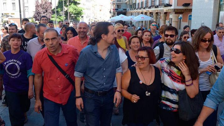 Pablo Iglesias asegura que solo se someterá a un debate de investidura si tiene los apoyos