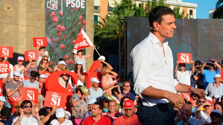 Sánchez dice que Iglesias deberá votar a favor de un gobierno del PSOE