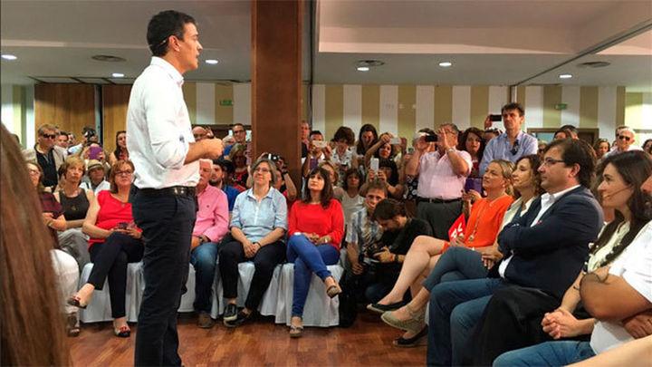 Sánchez volverá a intentar formar gobierno si Rajoy lo rechaza