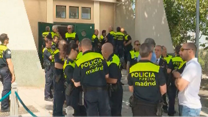 Jornada de puertas abiertas de la Policía Municipal de Madrid