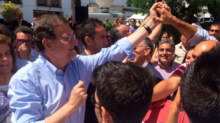 """Rajoy: """"Que a nadie se le ocurra tocar las Diputaciones"""""""