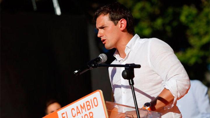 Rivera dice que el 26J está en juego si estará Podemos o Ciudadanos en el Gobierno