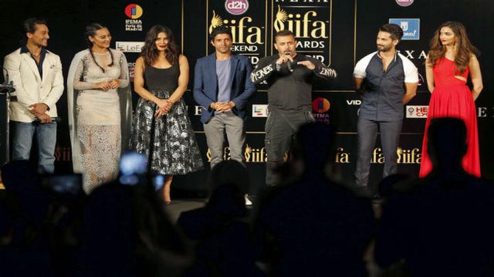 Los 'Oscar' de Bollywood llegan a Madrid con un centenar de estrellas