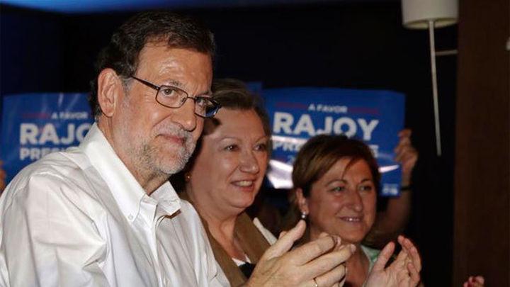 Mariano Rajoy llama a la responsabilidad a PSOE y Ciudadanos