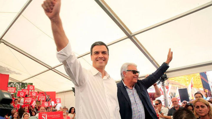 Pedro Sánchez pide el voto para que no ocurra en España lo mismo que en Reino Unido