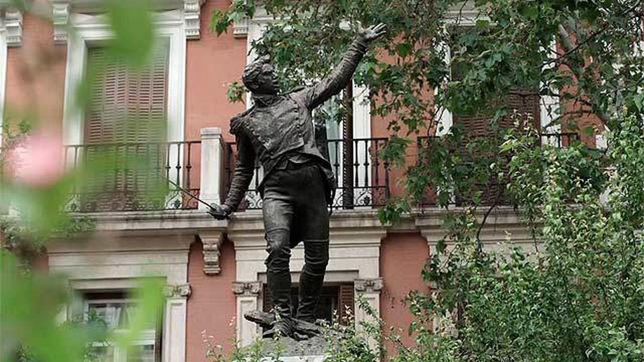 El teniente Ruiz, héroe del Dos de Mayo