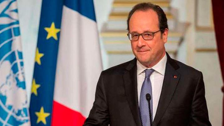 Hollande renuncia a presentarse a la reelección en 2017