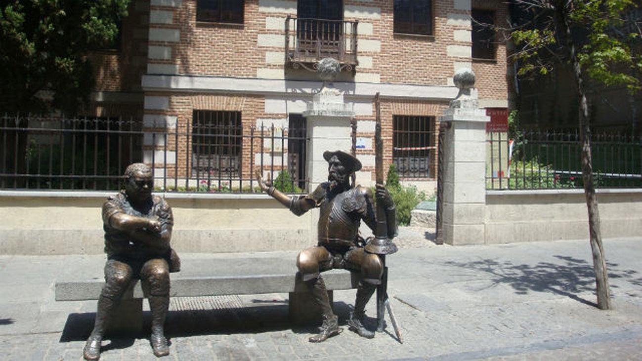 El Museo de Cervantes ofrece rutas teatralizadas gratis por Alcalá