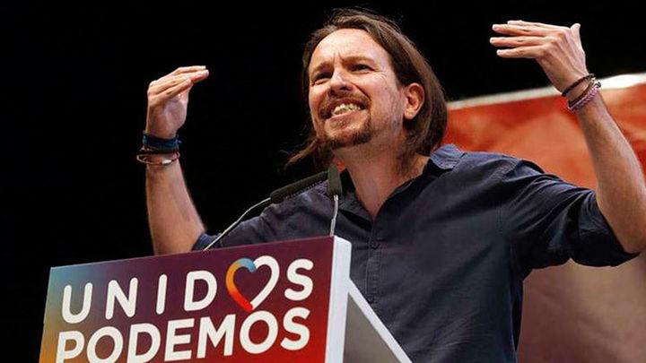 Iglesias llama al voto útil  de la izquierda de toda la vida