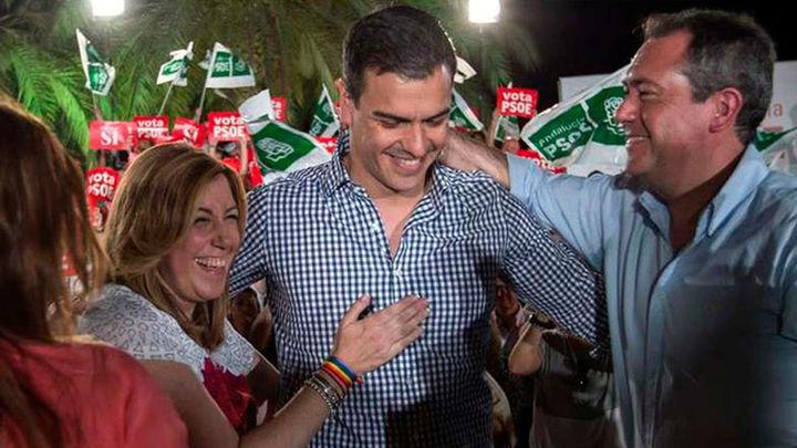 Sánchez pide a los socialistas salir a votar en masa
