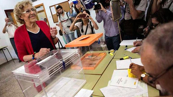 Los líderes madrileños llaman al voto