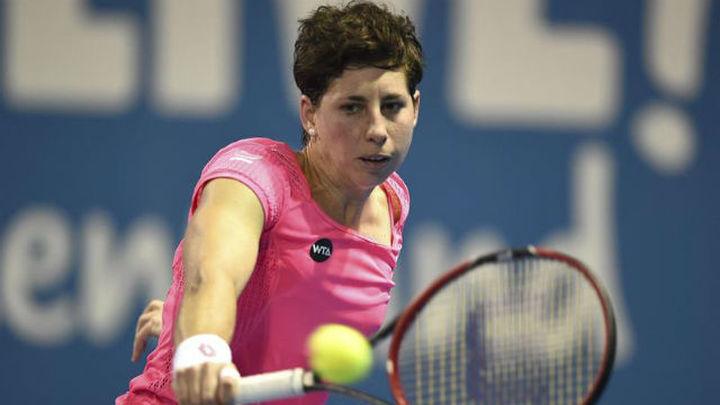 """Carla Suárez: """"Afronto Wimbledon con muchas ganas"""""""